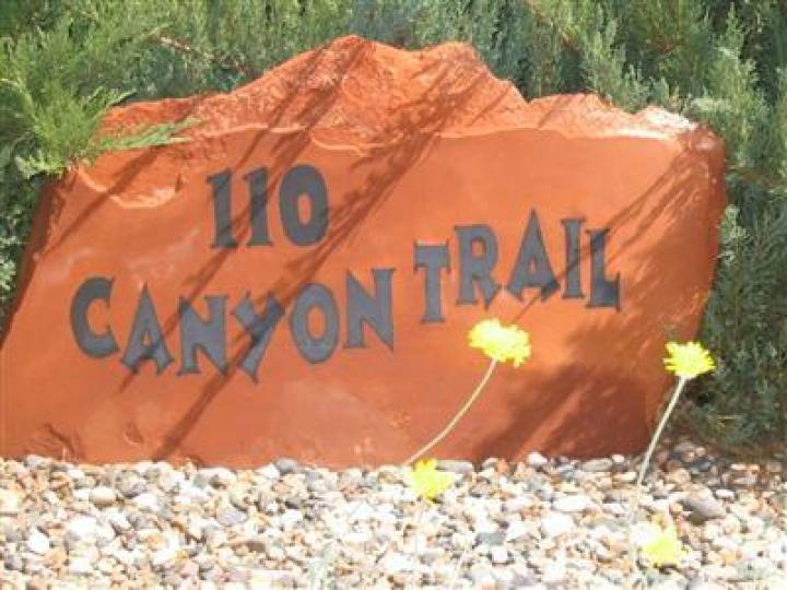 110 Canyon Trl Sedona AZ Home. Photo 14 of 14