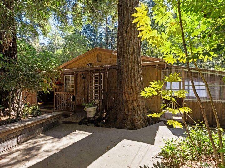 124 Crescent Dr Boulder Creek CA Home. Photo 2 of 40