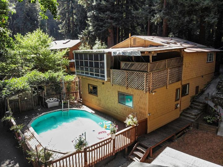 124 Crescent Dr Boulder Creek CA Home. Photo 3 of 40