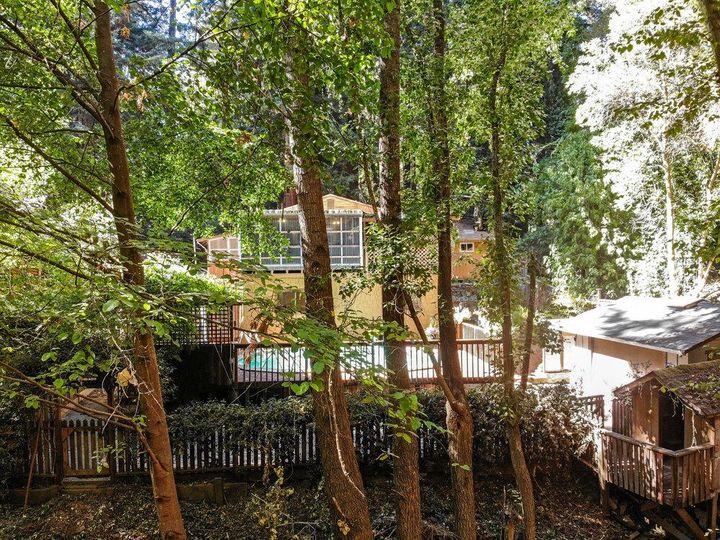 124 Crescent Dr Boulder Creek CA Home. Photo 4 of 40