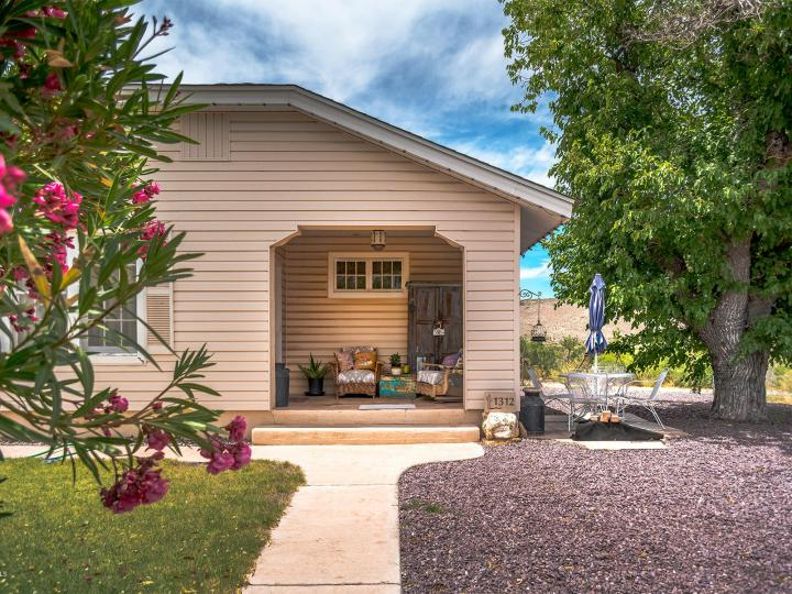 1312 First North St Clarkdale AZ Home. Photo 1 of 23