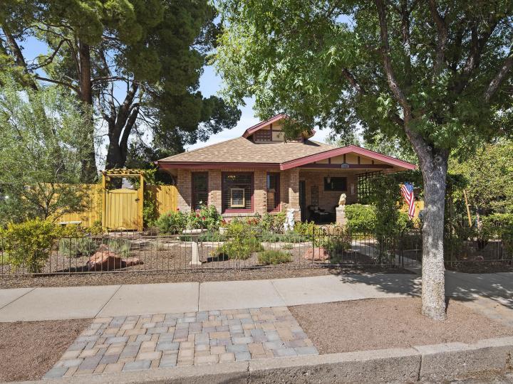 1320 Main St Clarkdale AZ Home. Photo 1 of 46