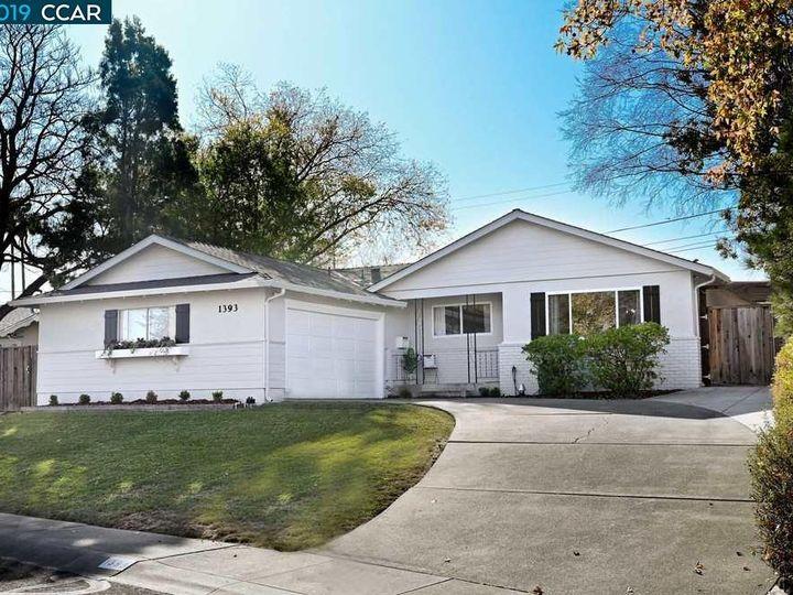 1393 El Dorado Dr Concord CA Home. Photo 2 of 31