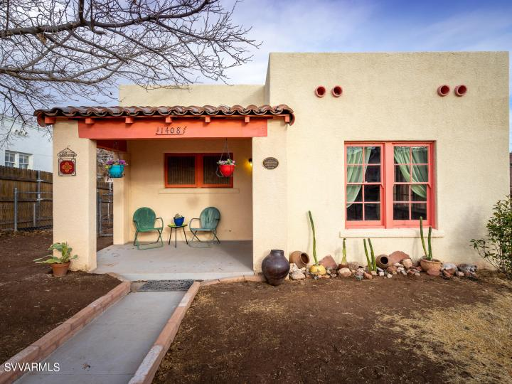 1408 Second South St Clarkdale AZ Home. Photo 1 of 32