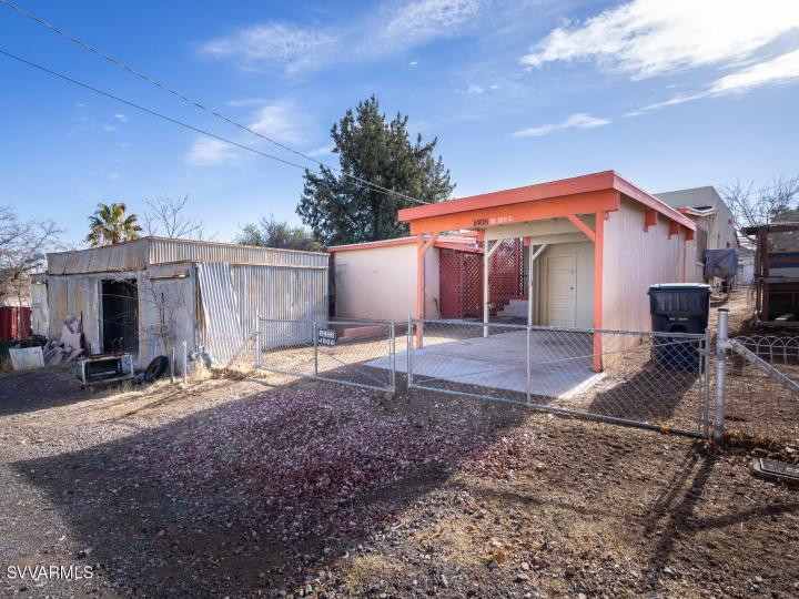 1408 Second South St Clarkdale AZ Home. Photo 27 of 32