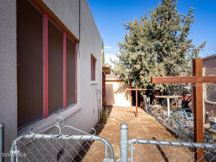1408 Second South St Clarkdale AZ Home. Photo 30 of 32
