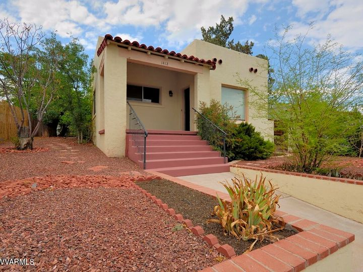 1412 Third South St Clarkdale AZ Home. Photo 1 of 15
