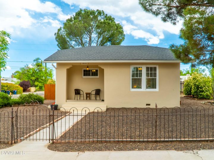 1501 First North St Clarkdale AZ Home. Photo 1 of 18