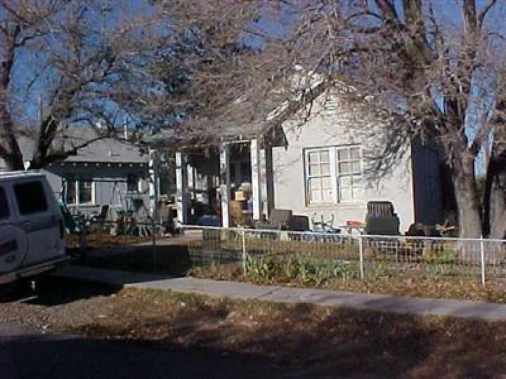 1516 S 3rd South St Clarkdale AZ Home. Photo 1 of 4