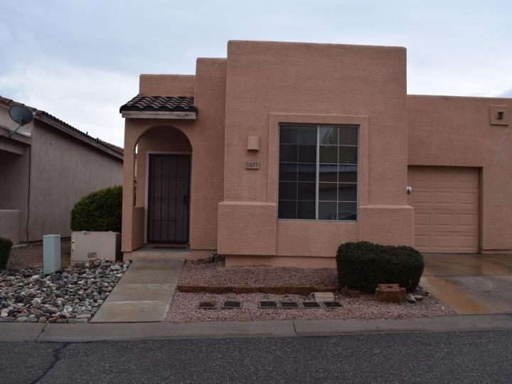 Rental 1671 E Parada Del Sol, Cottonwood, AZ, 86326. Photo 1 of 22