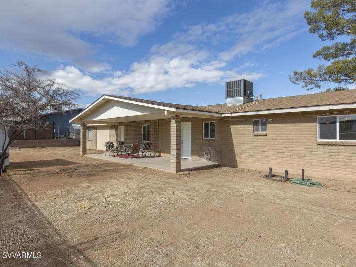 1719 E Cherry St Cottonwood AZ Home. Photo 21 of 28