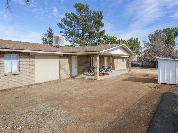 1719 E Cherry St Cottonwood AZ Home. Photo 22 of 28