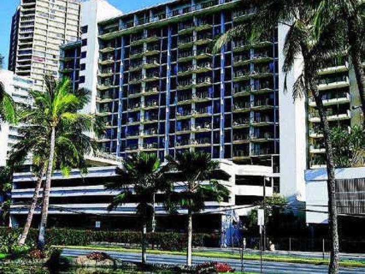 Palms At Waikiki condo #615. Photo 6 of 6