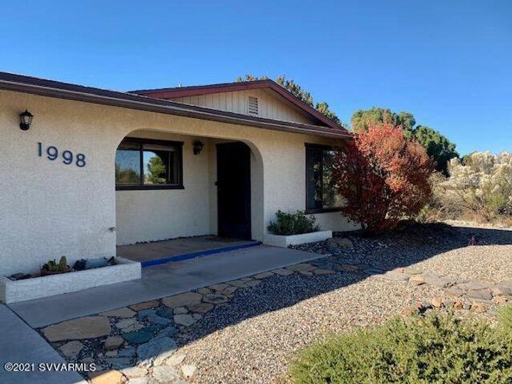 1998 S Arroya Vista Dr Cottonwood AZ Home. Photo 2 of 9