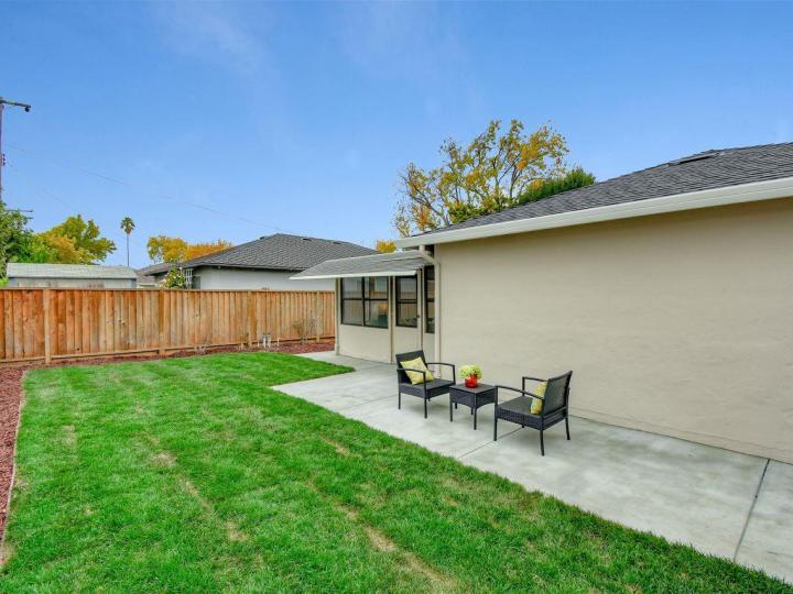 2439 Benton St Santa Clara CA Home. Photo 28 of 29