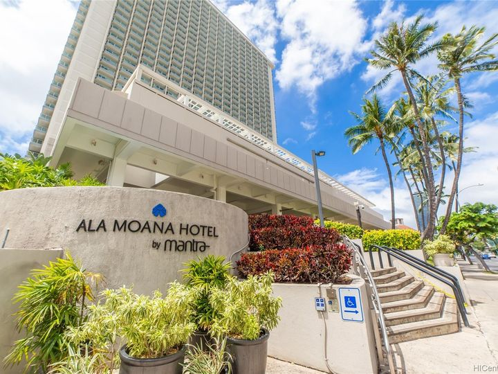 Ala Moana Hotel Condo condo #930. Photo 1 of 20
