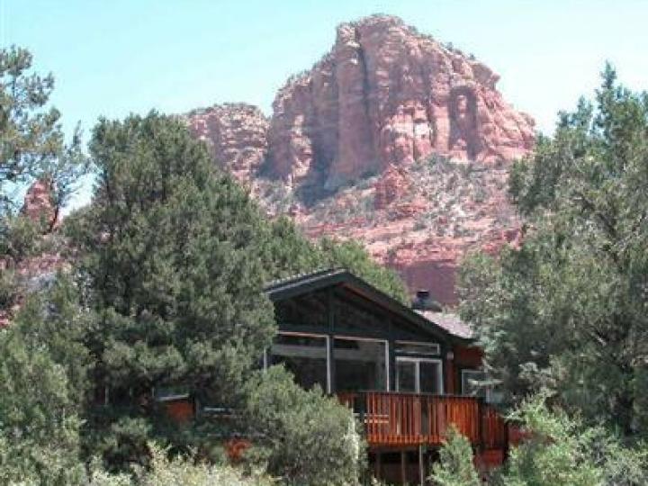 50 Susan Way Sedona AZ Home. Photo 1 of 9