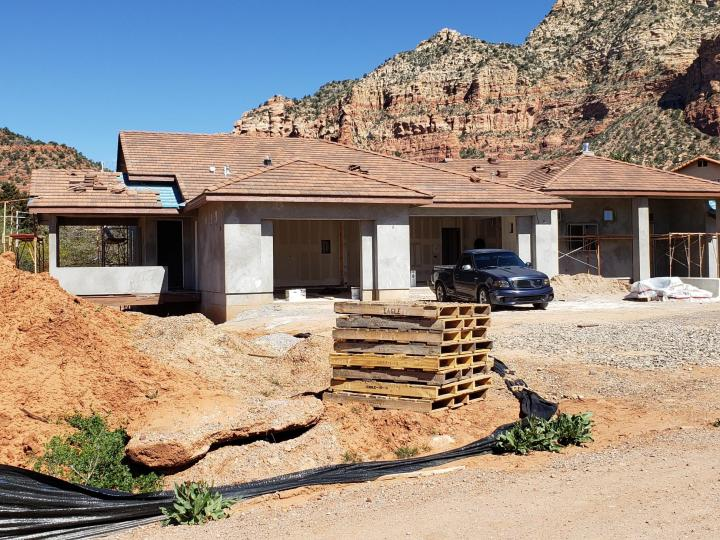 545 Thunder Vista Tr Sedona AZ Home. Photo 2 of 3
