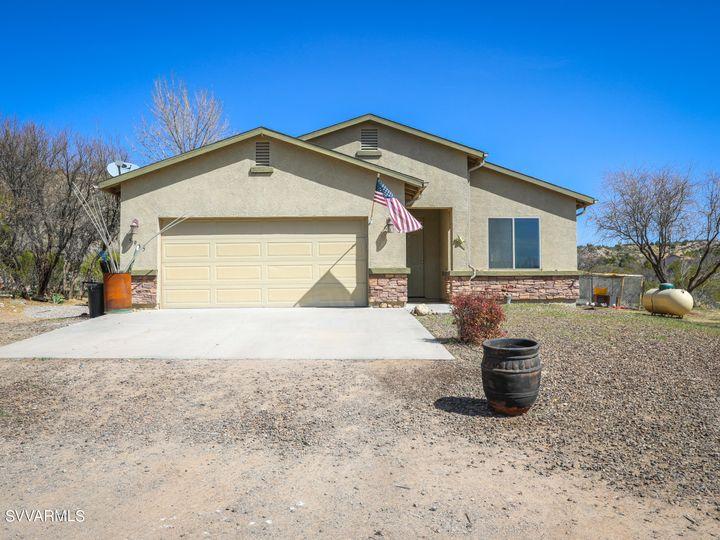 5965 N Kramer Ct Rimrock AZ Home. Photo 1 of 20