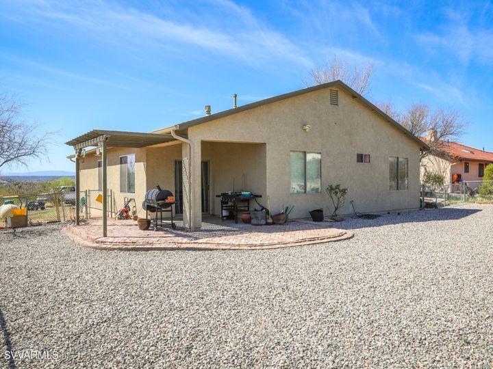 5965 N Kramer Ct Rimrock AZ Home. Photo 19 of 20