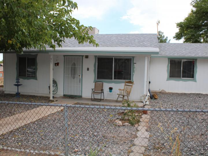 605 Third North St Clarkdale AZ Home. Photo 1 of 11