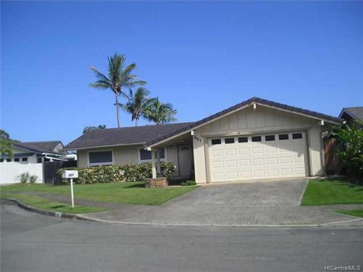 607 Hamakua Pl Kailua HI Home. Photo 1 of 10