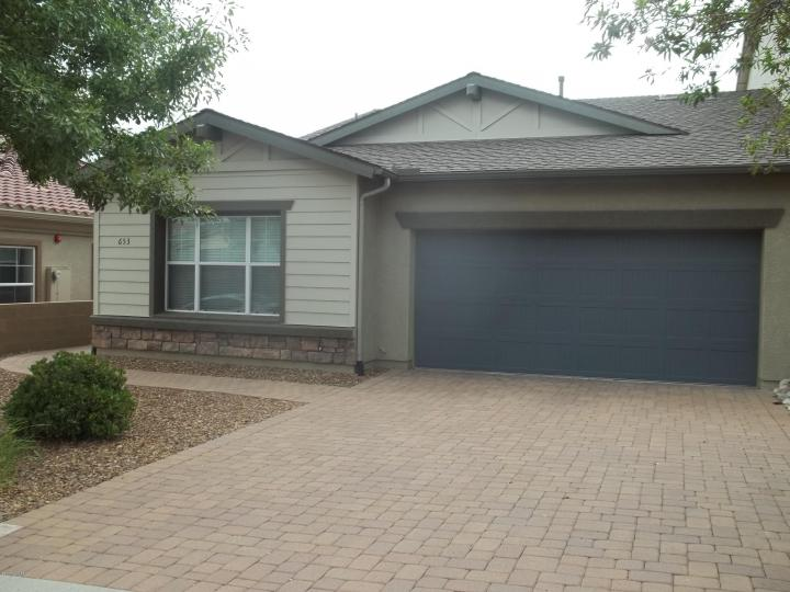 653 Brindle Dr, Clarkdale, AZ, 86324 Townhouse. Photo 1 of 23