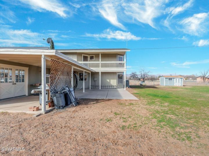 724 W Mesa Ln Camp Verde AZ Home. Photo 32 of 37