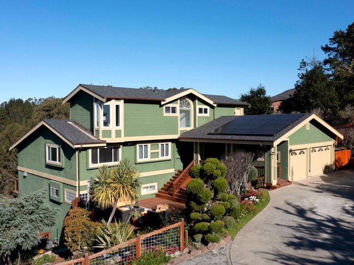 770 Alta Vista Rd Montara CA Home. Photo 2 of 40