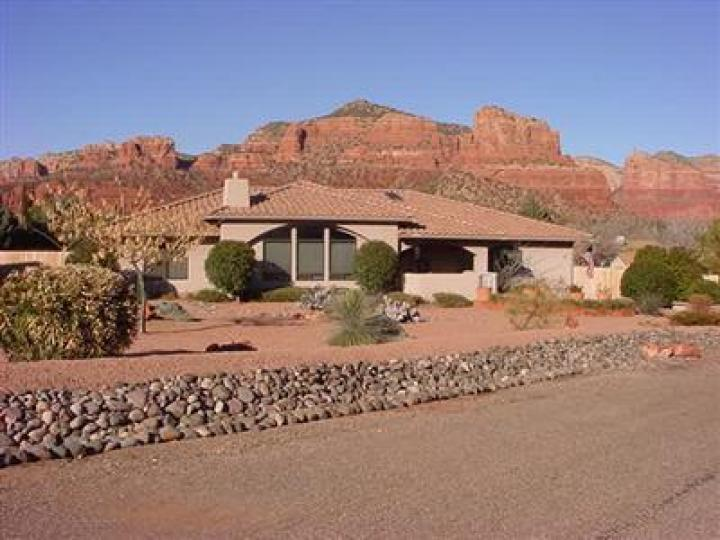 90 Red Fox Ln Sedona AZ Home. Photo 1 of 6