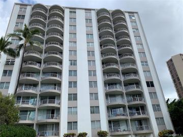 1018 Lunalilo St unit #602, Punchbowl Area, HI