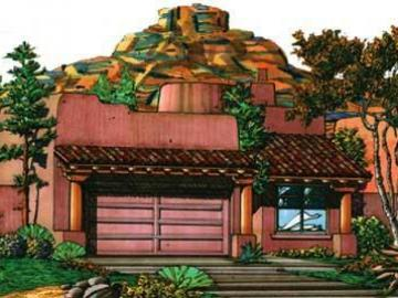 110 Bell Creek Way Sedona AZ Home. Photo 2 of 4
