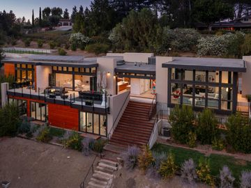 12121 Foothill Ln, Los Altos Hills, CA