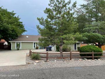 1277 S Tonapah Dr, Verde Village Unit 8, AZ