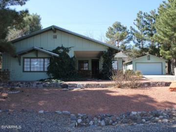 1328 S Pioneer Dr, Verde Village Unit 8, AZ