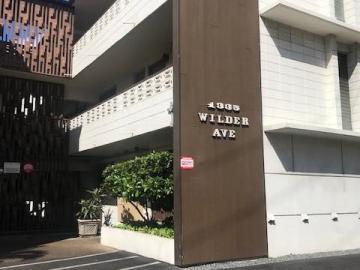 1335 Wilder Ave unit #201, Makiki Area, HI