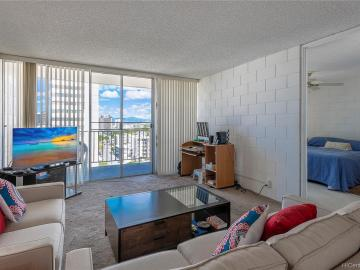 1420 Victoria St unit #1604, Punchbowl Area, HI