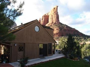 160 Shadow Rock Dr Sedona AZ Home. Photo 1 of 5