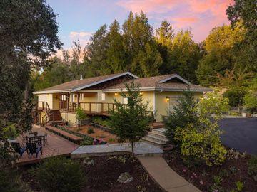 185 Buck Knoll Rd, Boulder Creek, CA