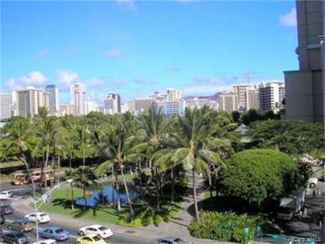 Palms At Waikiki condo #615. Photo 1 of 6