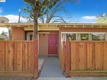 1919 Ygnacio Valley Rd unit #98, Ygnacio Garden, CA