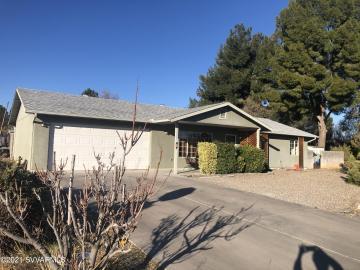 2100 S Trails End Dr, Verde Village Unit 4, AZ