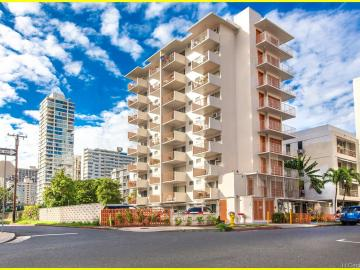 236 Liliuokalani Ave unit #601, Waikiki, HI