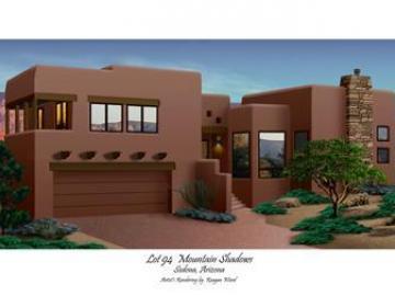 240 Mountain Shadows Dr Sedona AZ Home. Photo 1 of 10