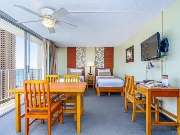 2427 Kuhio Ave unit #2208, Waikiki, HI