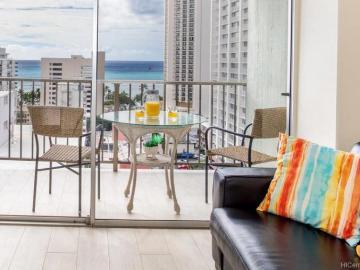 2440 Kuhio Ave unit #1505, Waikiki, HI