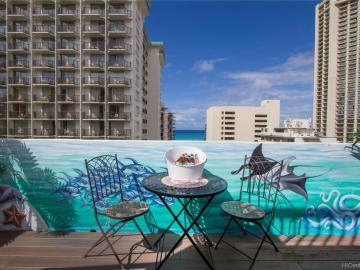 2450 Prince Edward St unit #1207A, Waikiki, HI