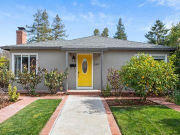 249 Matadero Ave, Palo Alto, CA
