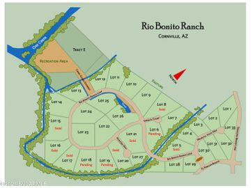 260 S Bonito Ranch Loop, Rio Bonito Ranch, AZ
