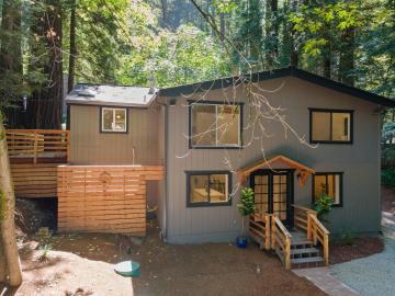 280 Hoot Owl Way Boulder Creek CA Home. Photo 3 of 40